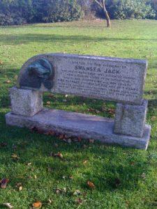 Swansea Jack Memorial